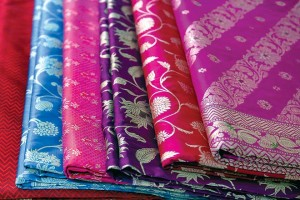 Buy Banarasi Silk Saree