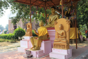 Roots of Buddhism in Sarnath
